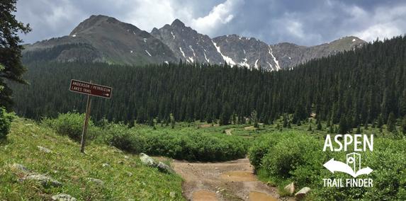 Petroleum & Anderson Lake Trail