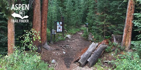 Savage Lakes Trail