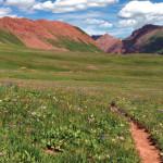 Fravert Basin Trail