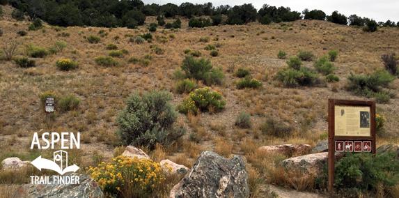 Dotsero Ute Trail