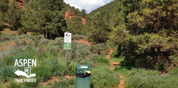Arbaney Kittle Gulch Trail
