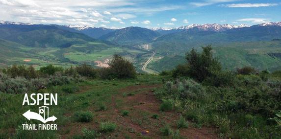 Triangle Peak Trail