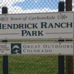 Hendrick Ranch Park