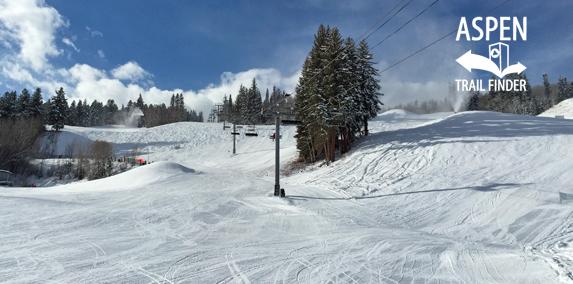 Buttermilk Uphill Route