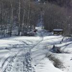 Express Creek Road Winter