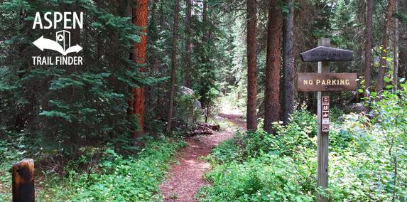 Granite Lakes Trail