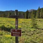 Sawyer Lake Trail