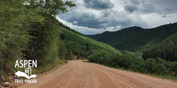 Woody Creek Road