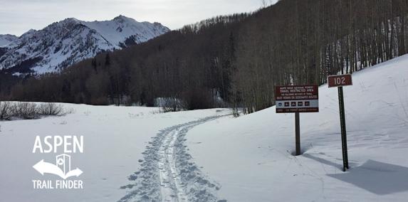Montezuma Basin Road