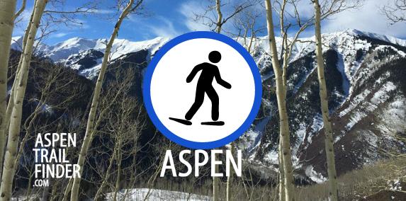 Snowshoe Trails in Aspen