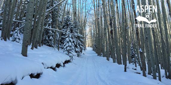 1d6c4c58e Winter Trails in Aspen, Roaring Fork Valley - Aspen Trail Finder