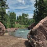 Redstone River Boulders