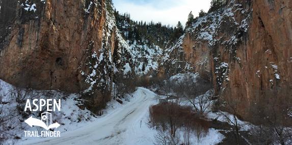 Rifle Creek Road