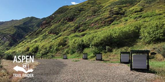 South Canyon Archery Range