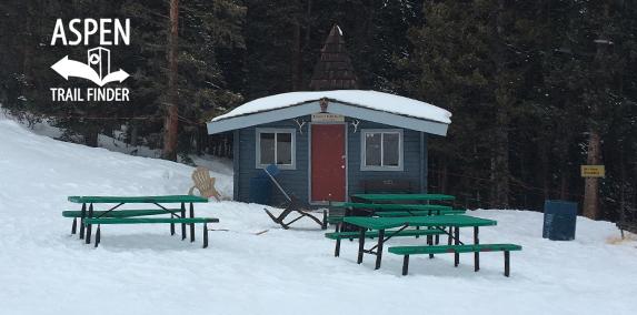 Buckhorn Warming Hut