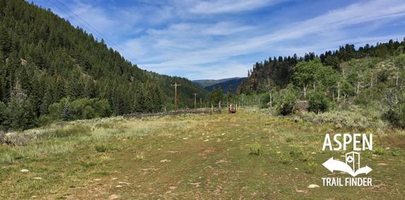 Montgomery Flats Trail