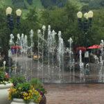 Mill Street Mall Fountain