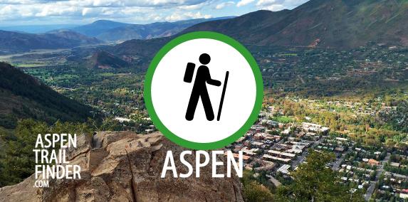 hiking trails in aspen