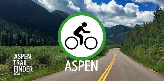 road biking options in aspen
