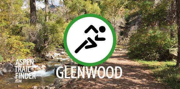 running trails in glenwood