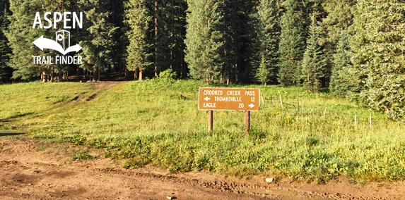 Crooked Creek Pass