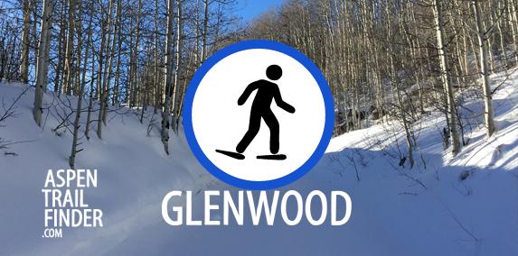 Snowshoe Trails in Glenwood